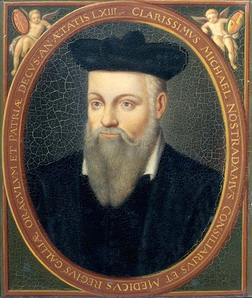 Viaţa lui Nostradamus