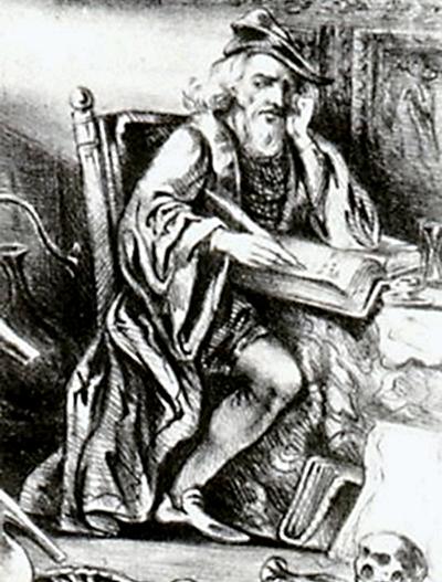 Nicolas Flamel a descoperit Piatra Filozofal
