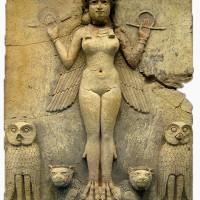 Zeița Ishtar