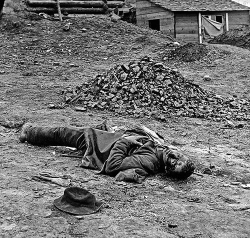 Fantomele de la Gettysburg