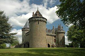 Fenomene paranormale la castelul din Combourg