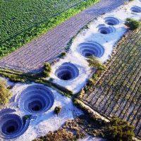 Canale de apă subterane descoperite la Nazca