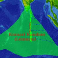 Sursa Image:Indian Ocean bathymetry srtm.png., Wikipedia.