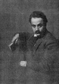 Kahlil Gibran, al-Funun 1, no. 1, aprilie 1913, Wikipedia.
