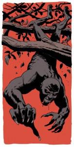 Asanbosam, vampirul din copacii Africii